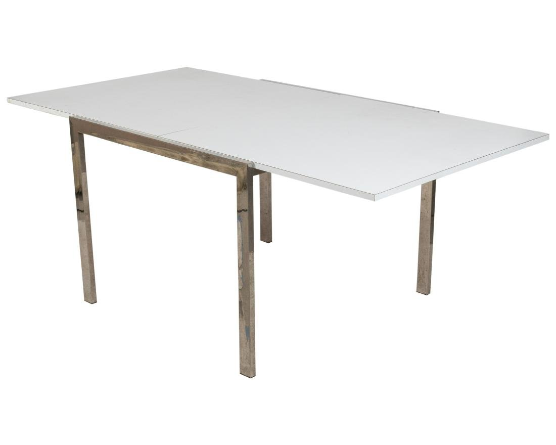 Florence Knoll  (Attr.) Flip Top Table - 2