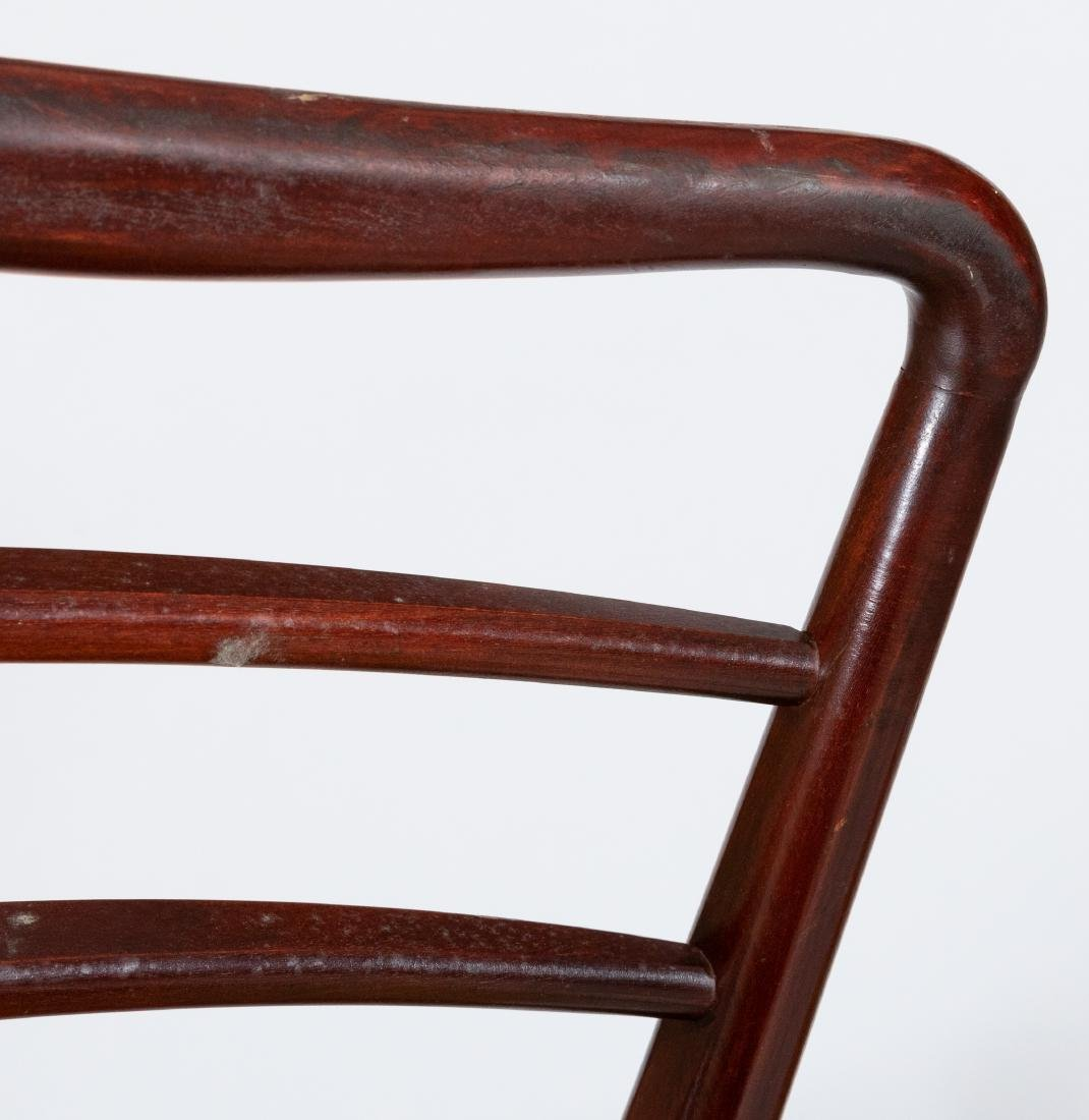 Mahogany Dining Chairs - 6 - 2