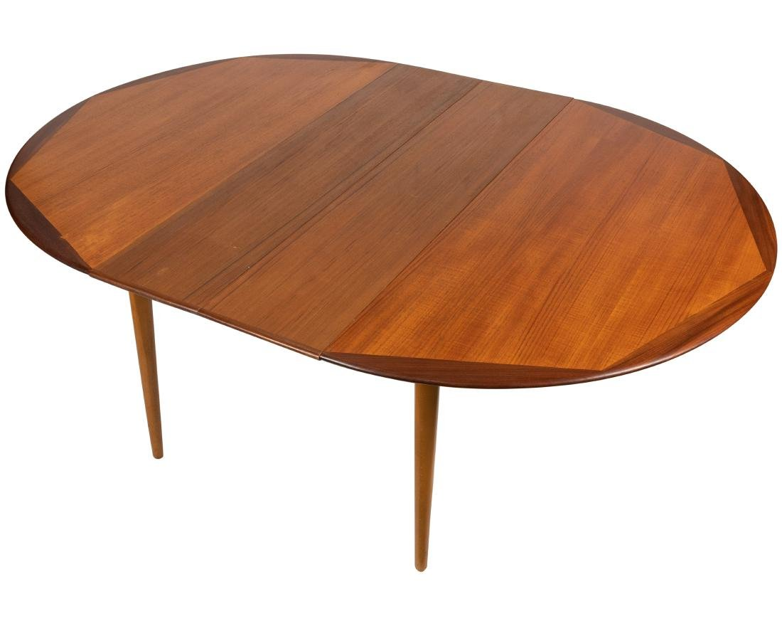 Norwegian Dining Table - Signed - 3