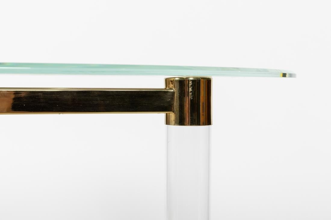 Demilune Console Table - 2