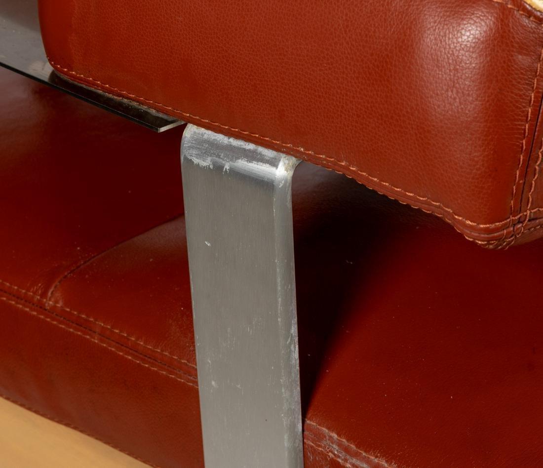 Interni - Leather Modern Sofa - 2