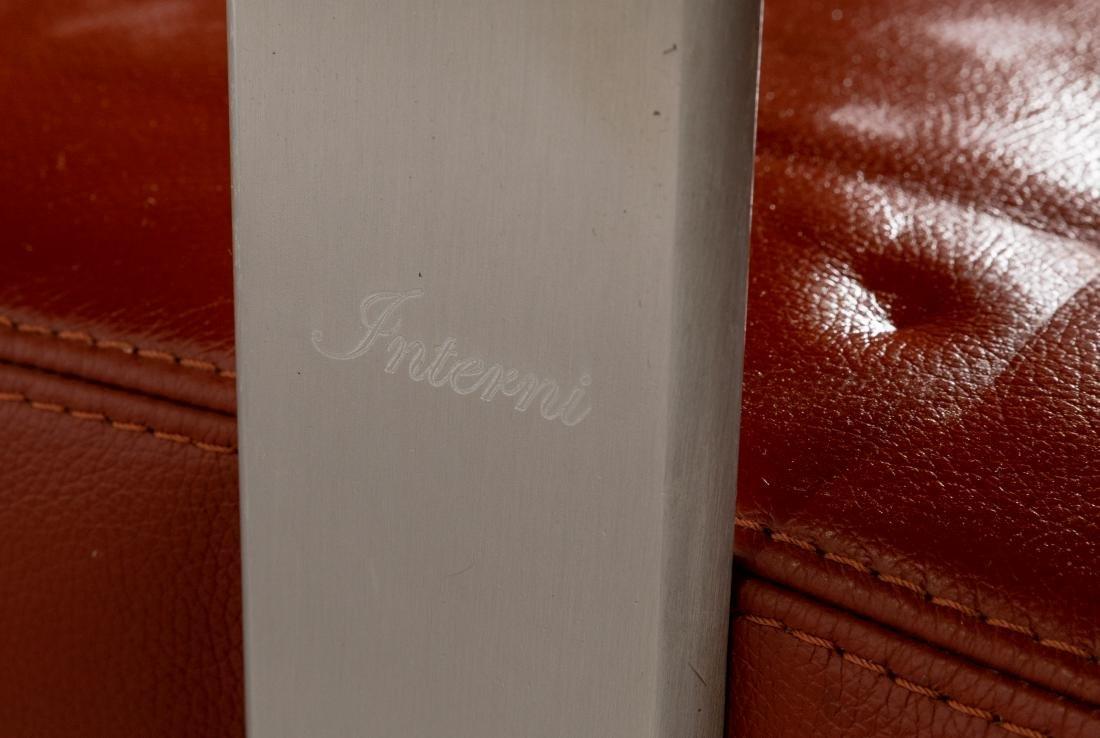 Interni - Leather Modern Sofa - 4