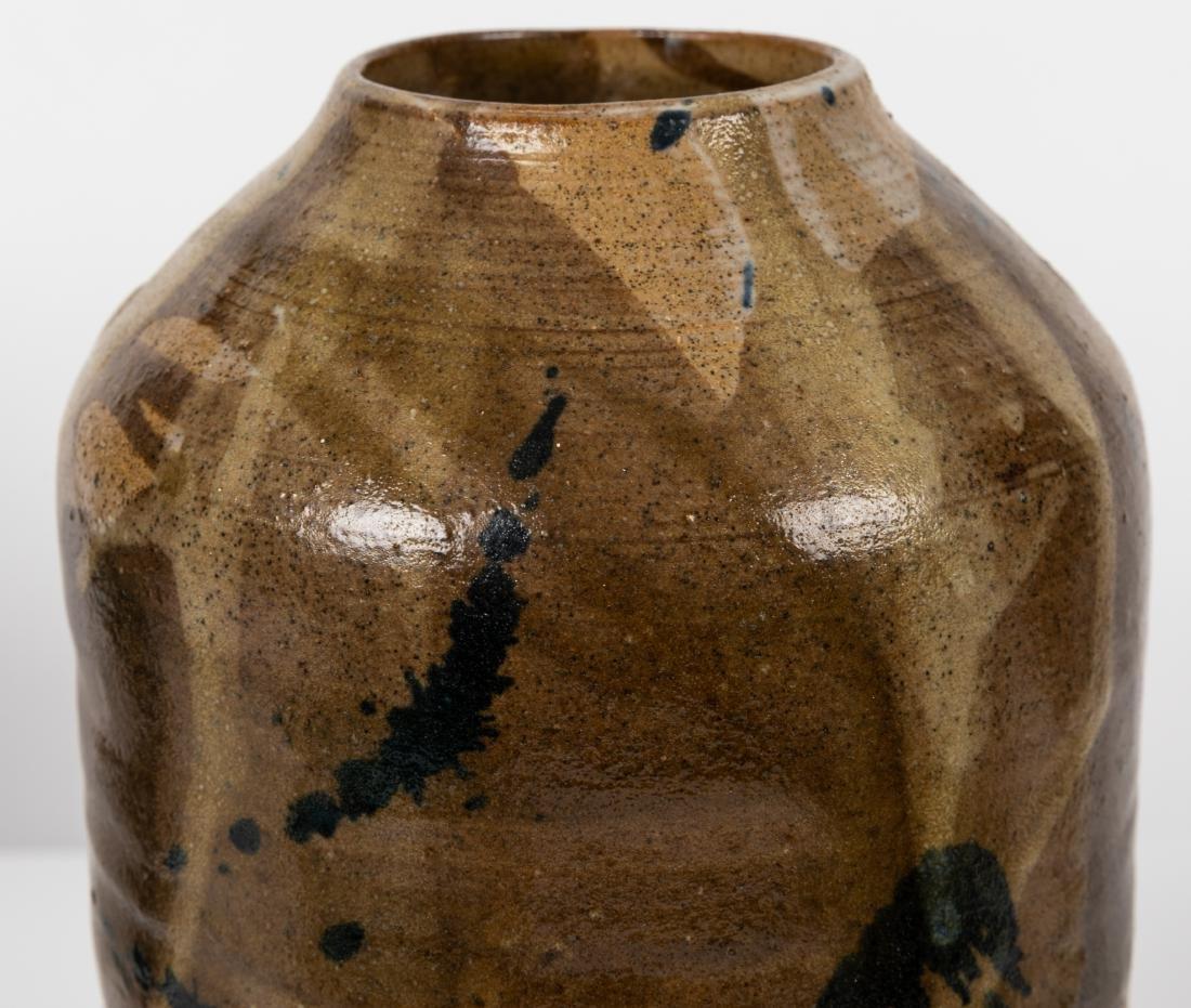 Mid Century Art Pottery Group - Eight Pieces - 3
