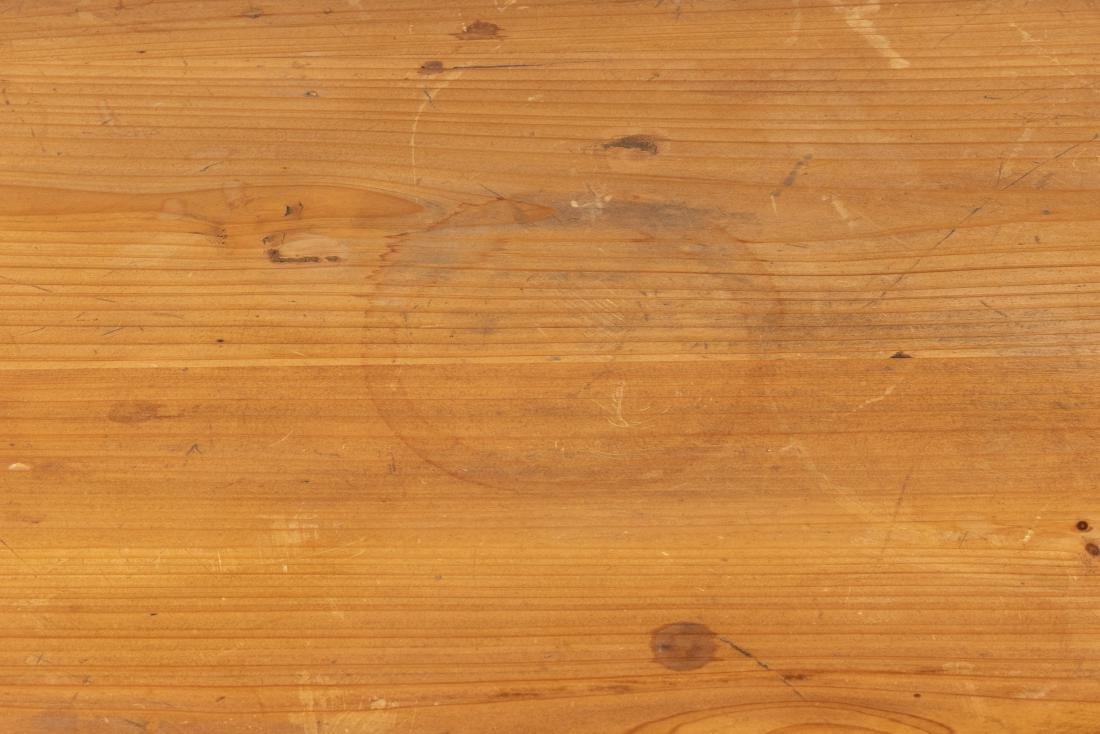 English Pine Octagonal Coffee Table - 3