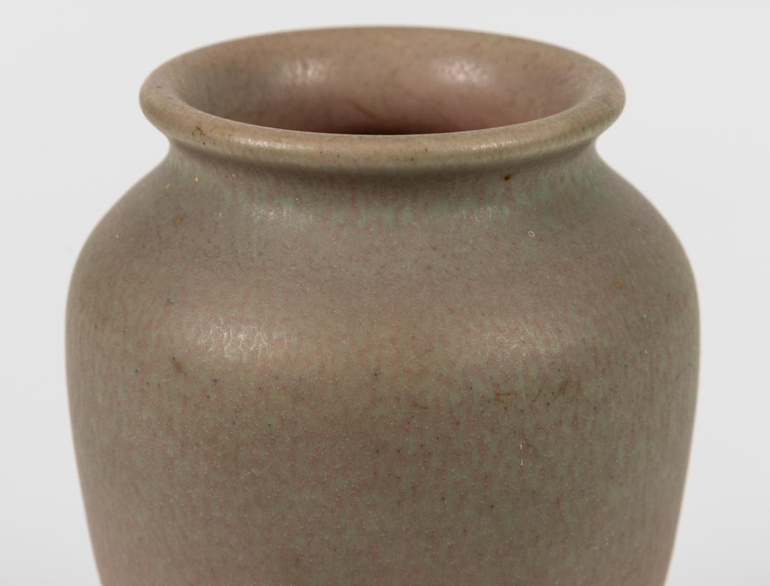 Rookwood Pink to Green Vase - 2