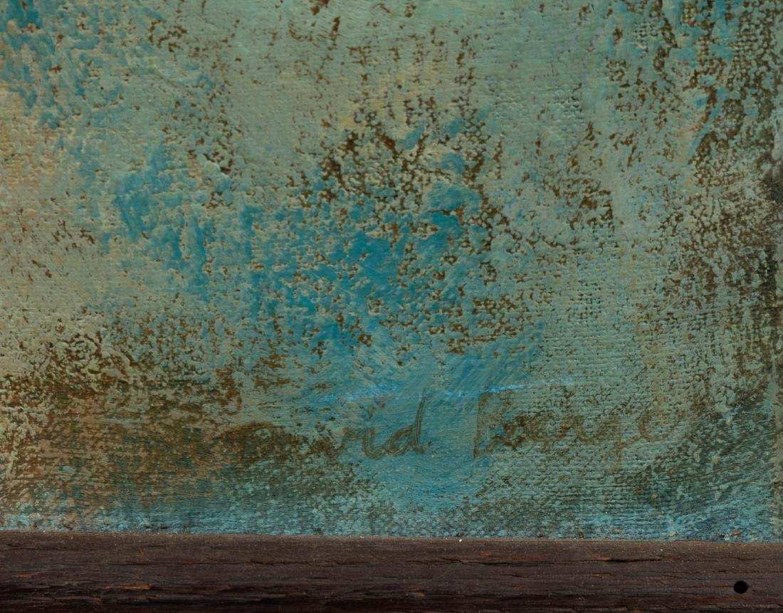 "David Berger - Oil on Canvas - ""Carousel"" - 3"
