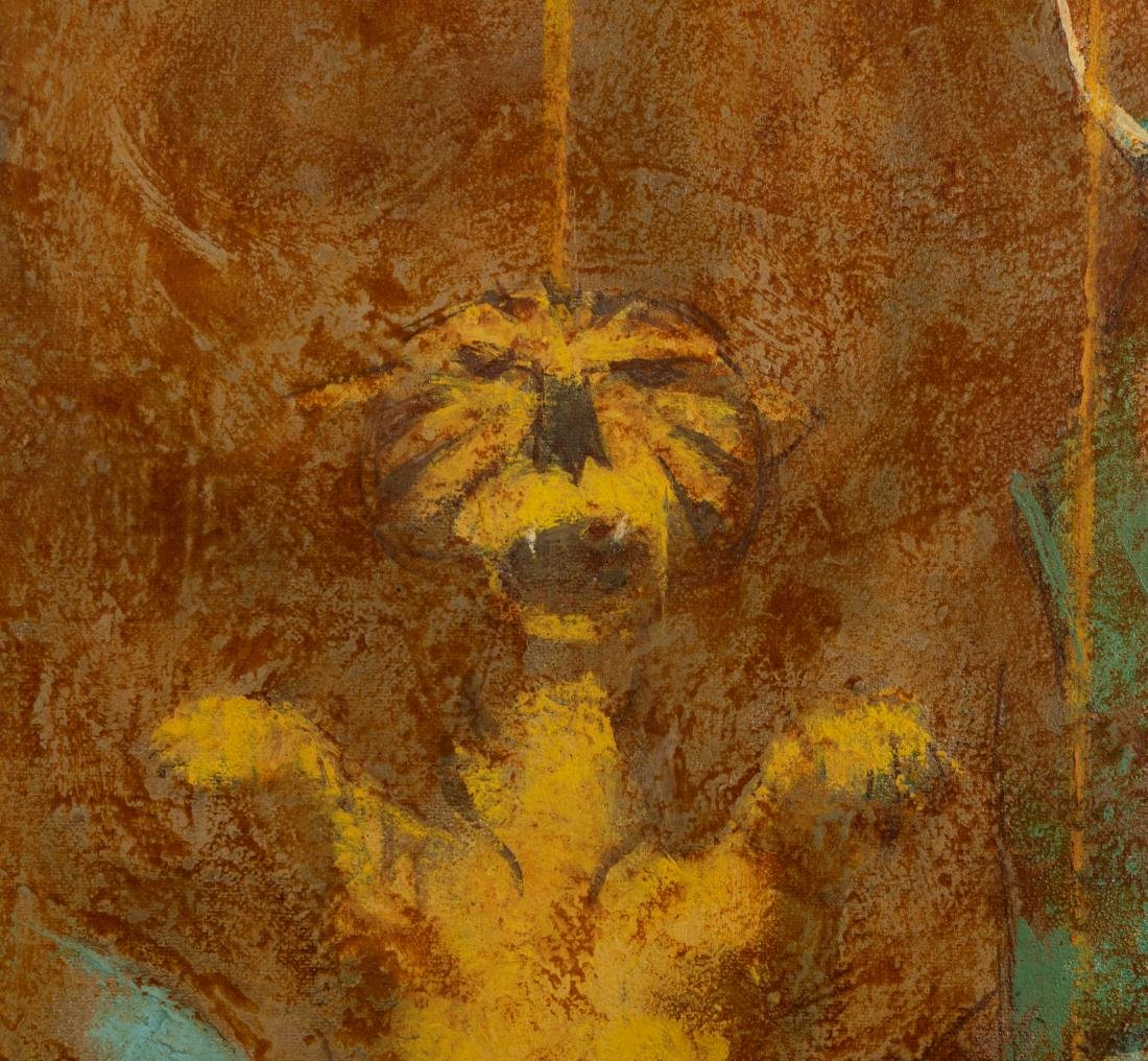 "David Berger - Oil on Canvas - ""Carousel"" - 5"