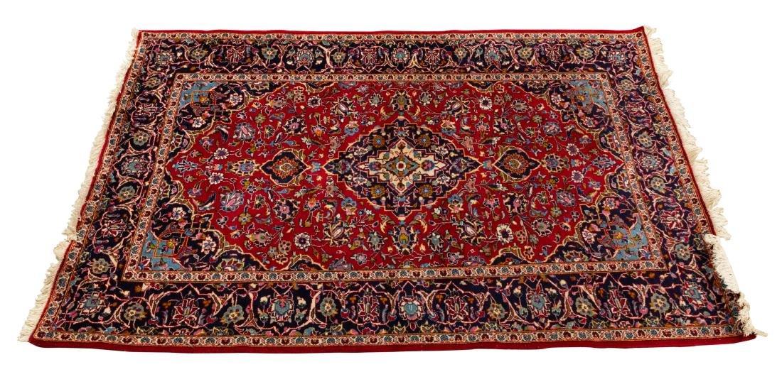 Oriental Rug - Red