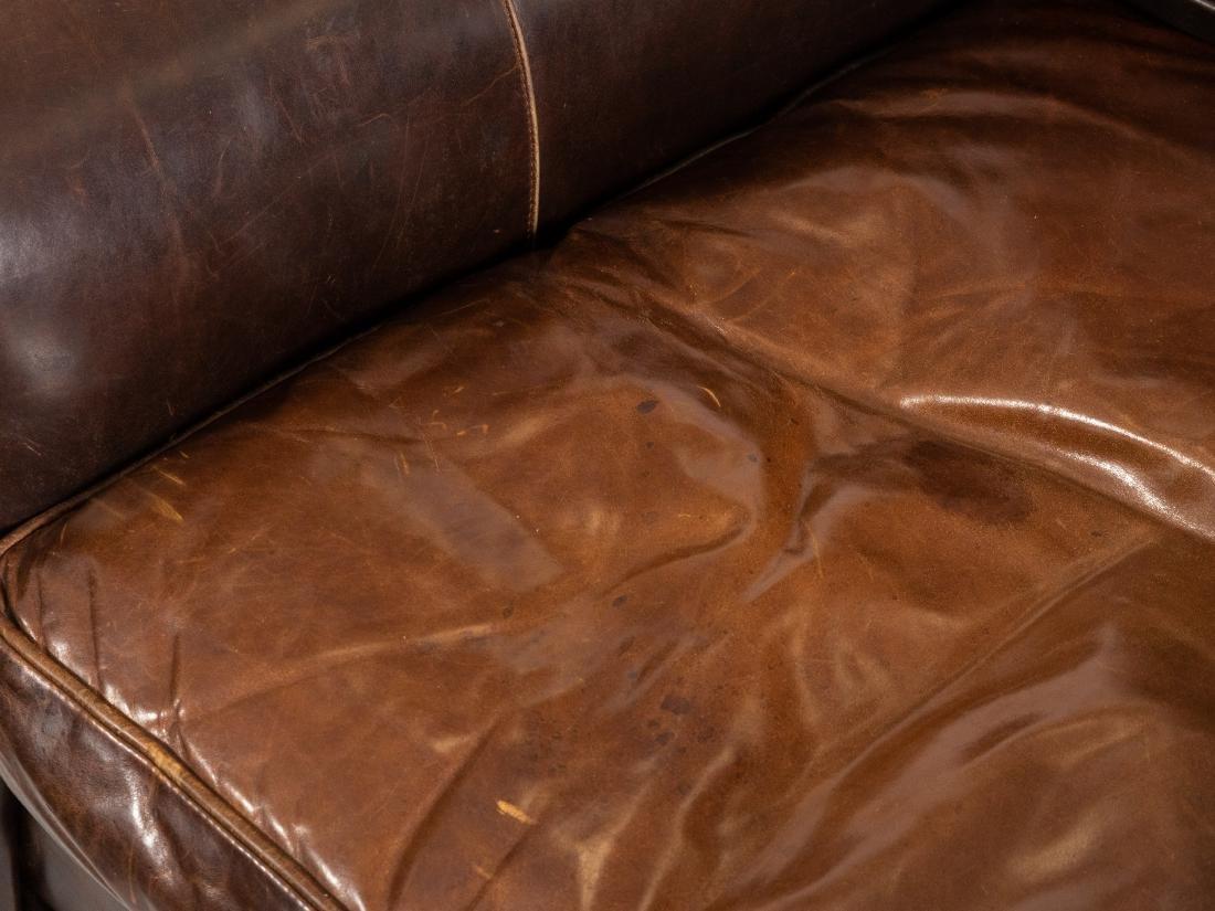 Restoration Hardware - Leather Club Chairs - 4