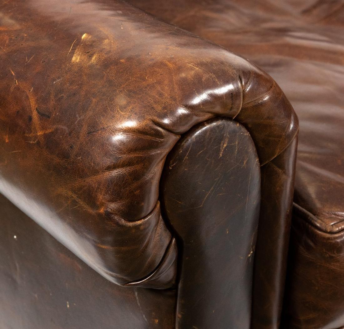 Restoration Hardware - Leather Club Chairs - 5