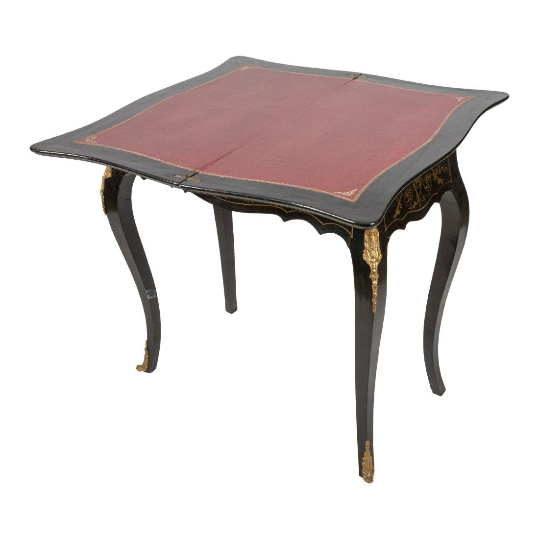 Boulle Style Game Table - 2
