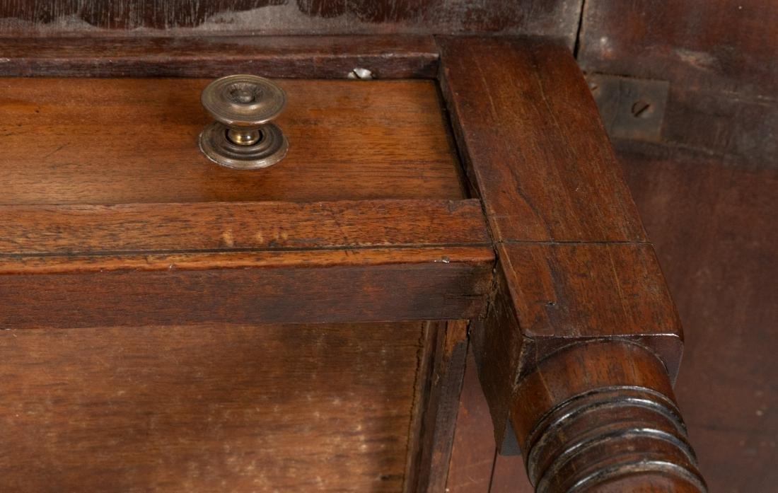 Mahogany Pembroke Table - 8