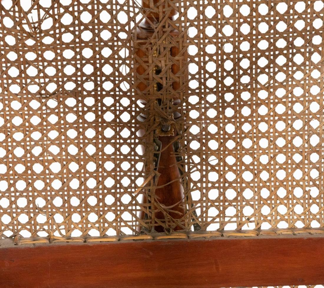 Victorian Cane Cradle - 3