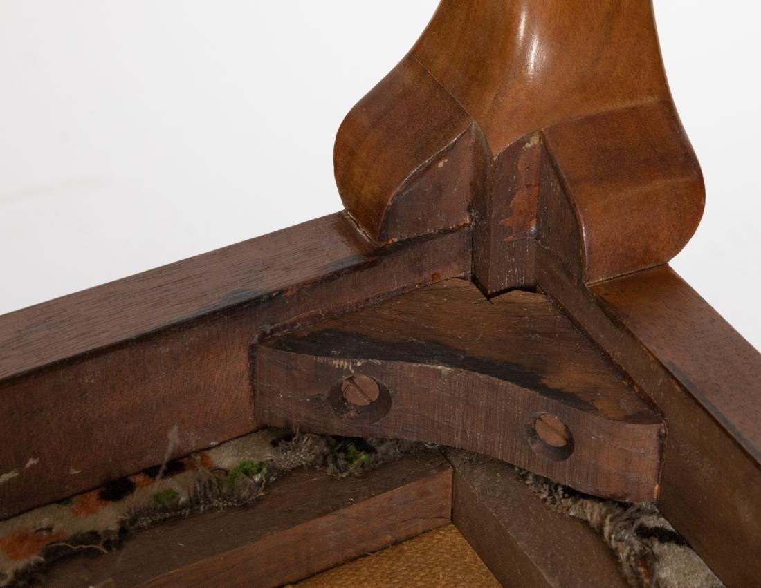 Queen Ann Side Chairs - Pair - 4