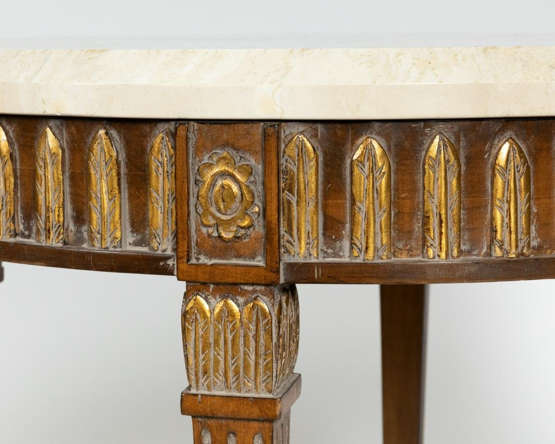 Maitland Smith - Marble Top End Tables - 3