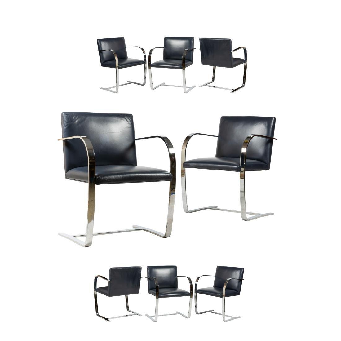 Mies Van Der Rohe - BRNO Chairs - Eight