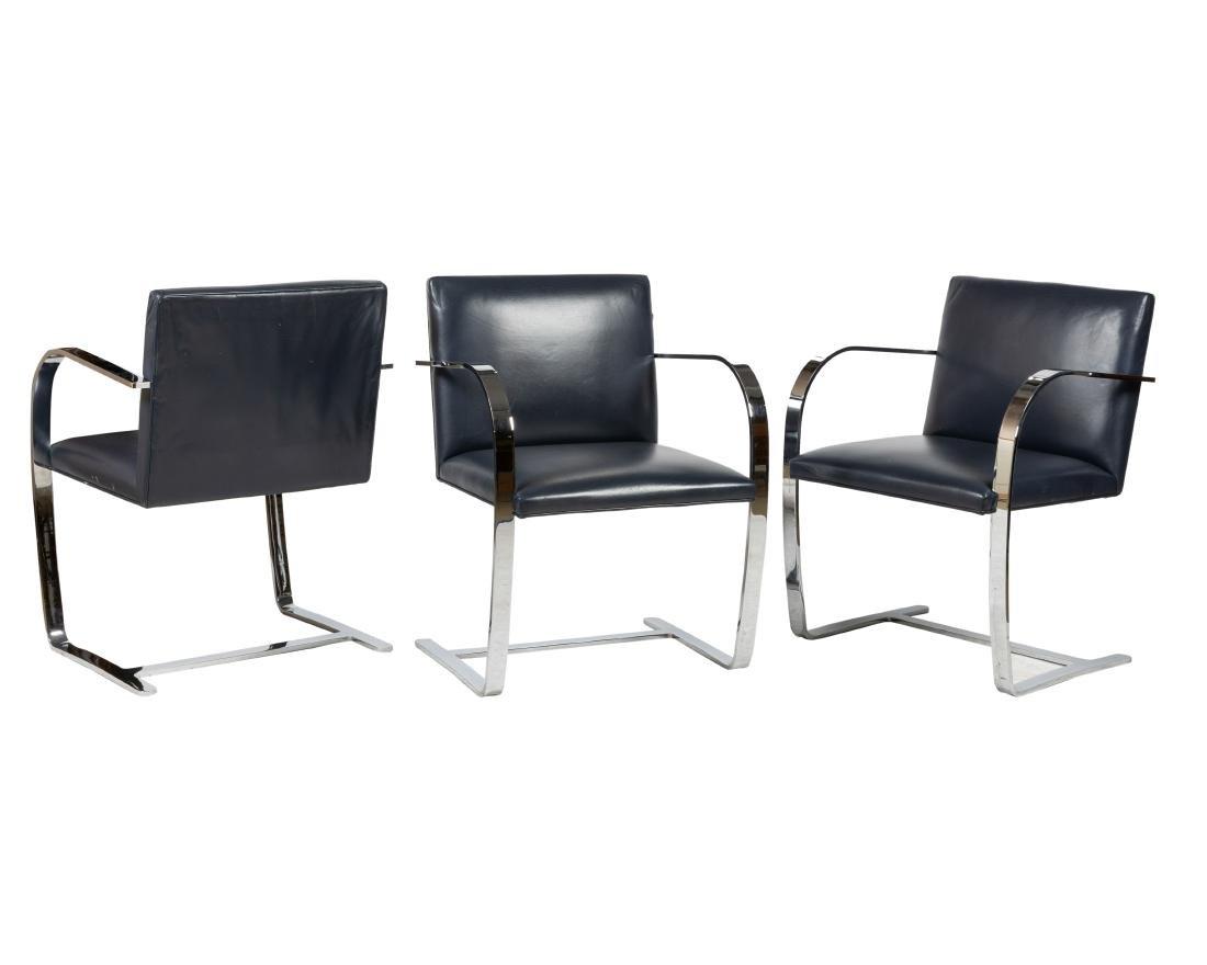 Mies Van Der Rohe - BRNO Chairs - Eight - 2