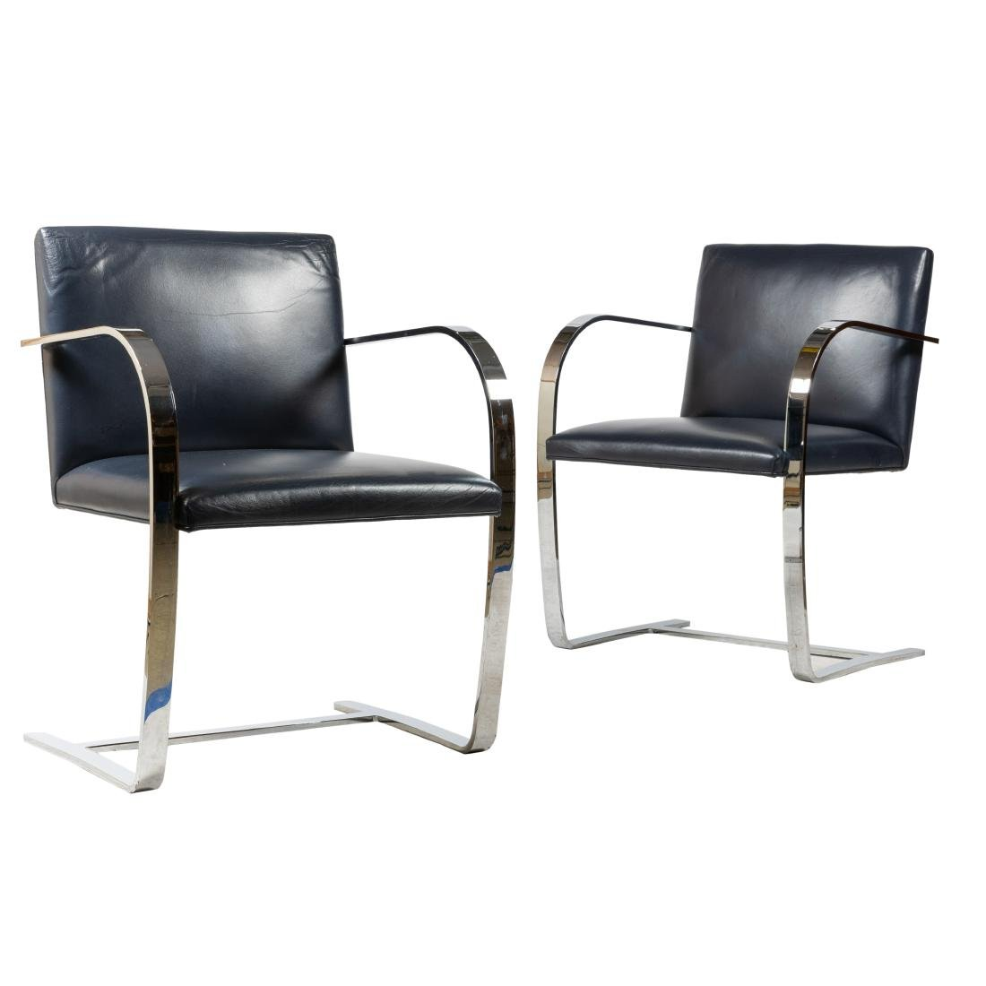 Mies Van Der Rohe - BRNO Chairs - Eight - 3