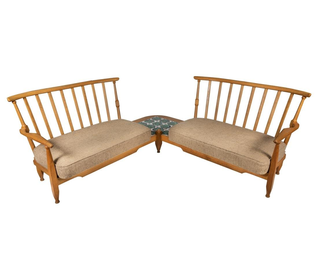 Guillerme & Chambron - Corner Sofa