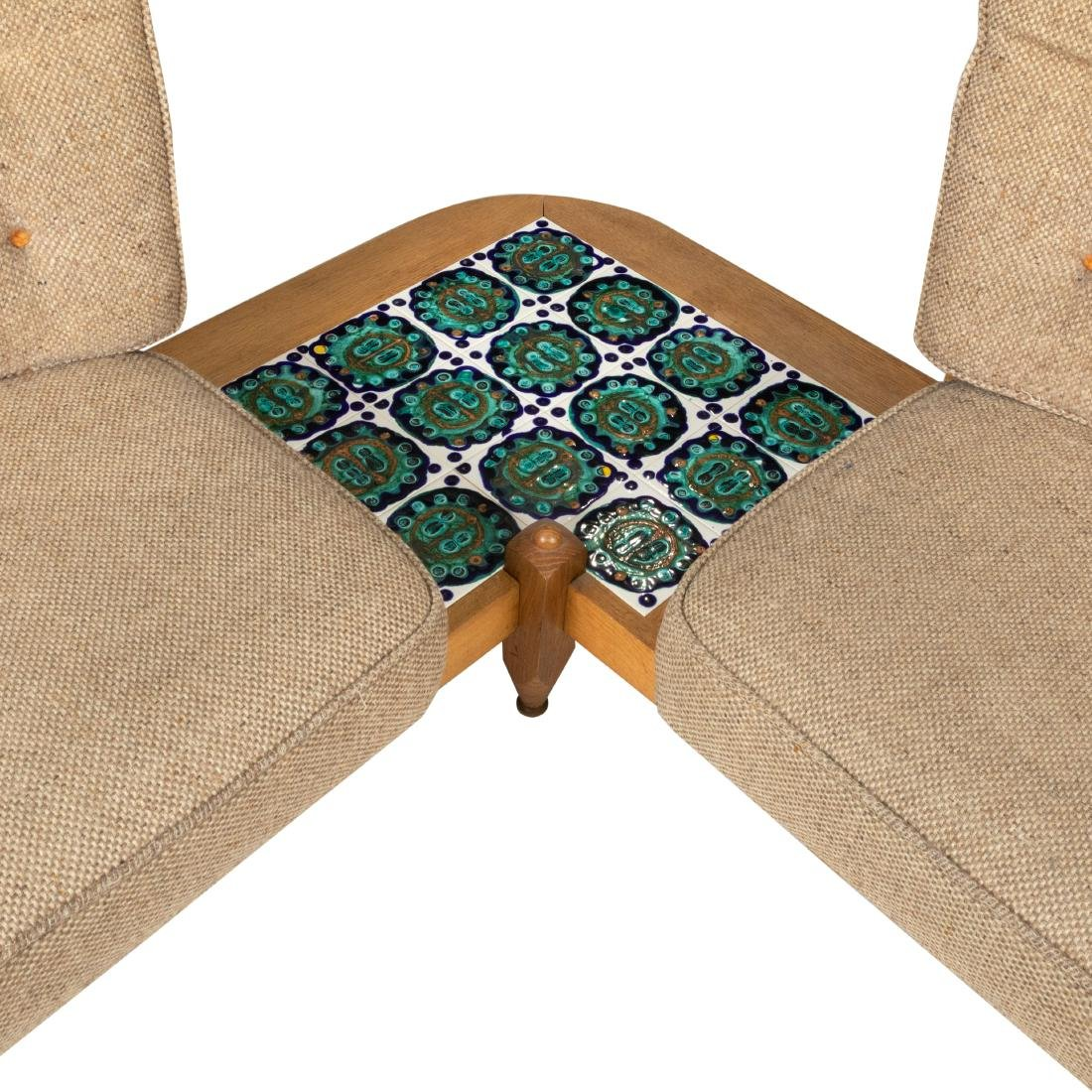 Guillerme & Chambron - Corner Sofa - 3
