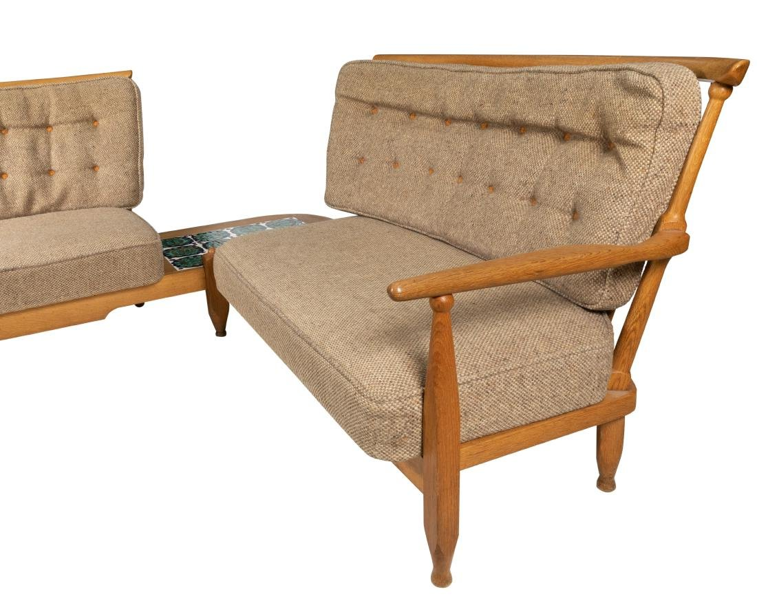 Guillerme & Chambron - Corner Sofa - 4