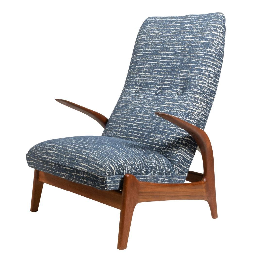 Norwegian Lounge Chairs - Pair - 2
