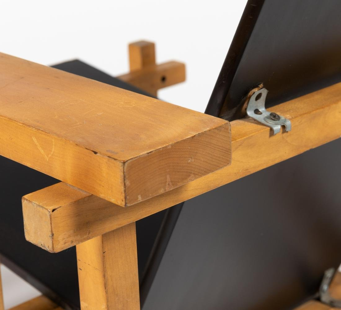 After Gerrit Rietveld - Lounge Chair - 5