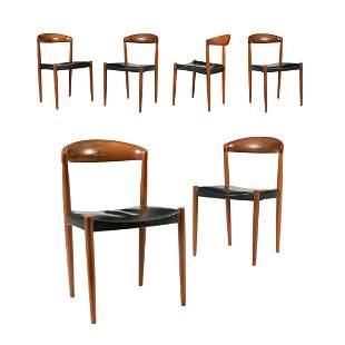 Harbo Solvsten - Knud Andersen - Dining Chairs