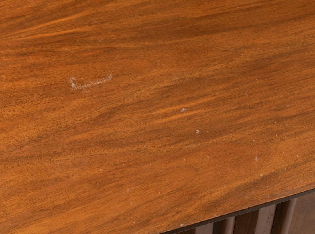 Mid Century Walnut Dresser - 3