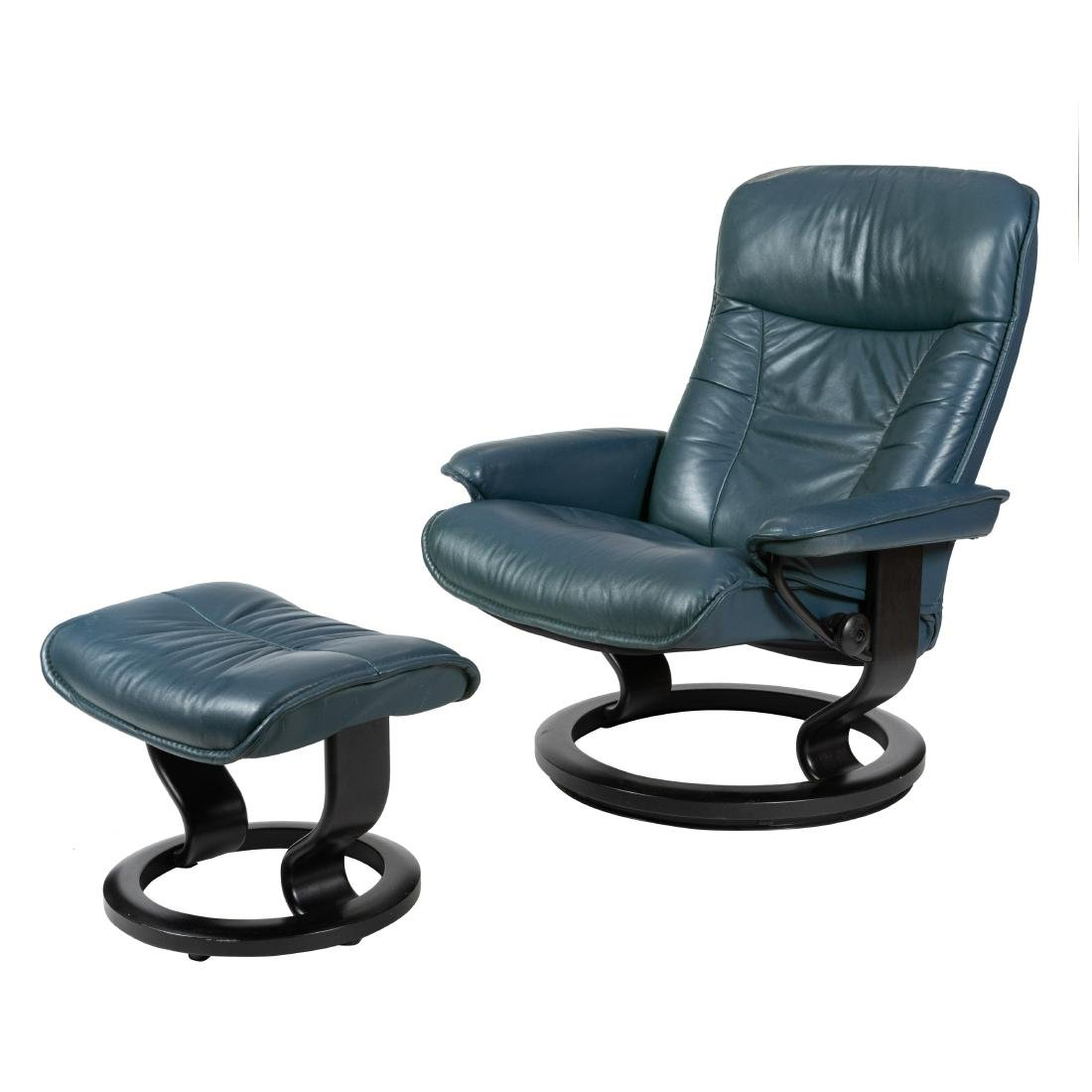 Ekornes Stressless - Chair and Ottoman
