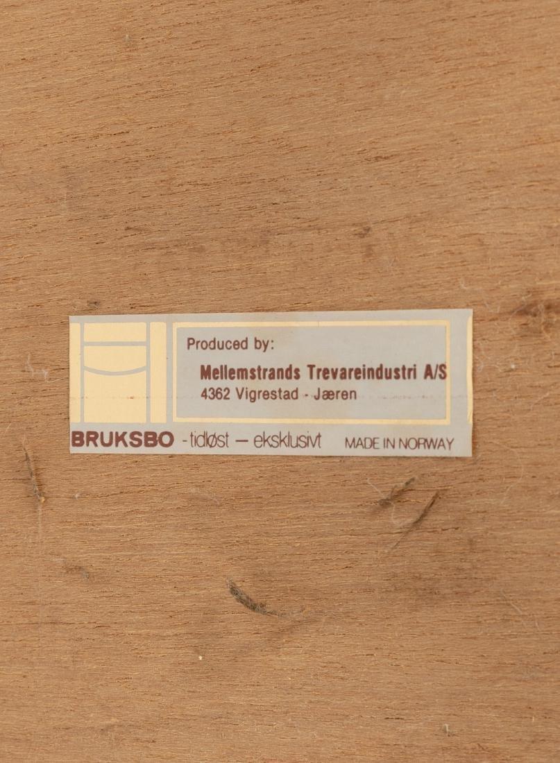 Bruksbo - Teak Magazine Rack - 3