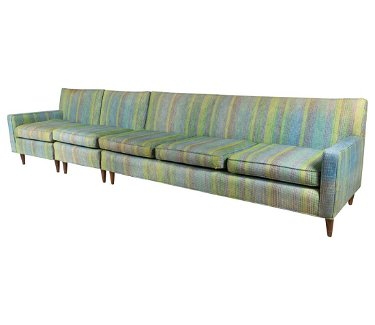 Mid Century Modern - Sectional Sofa