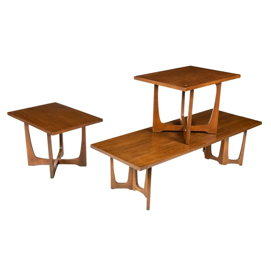 Brasilia Style - Coffee & End Tables