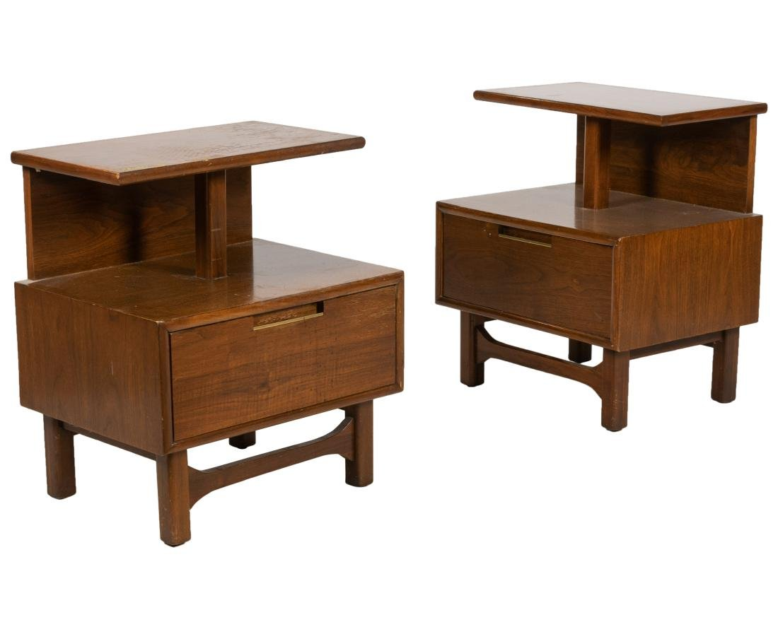 Cavalier - Walnut - Night Stands