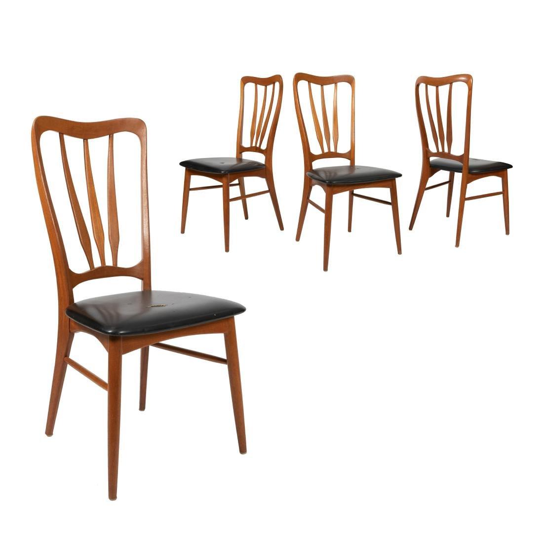 Niels Koefoed - Koefoeds Hornslet - Dining Chairs