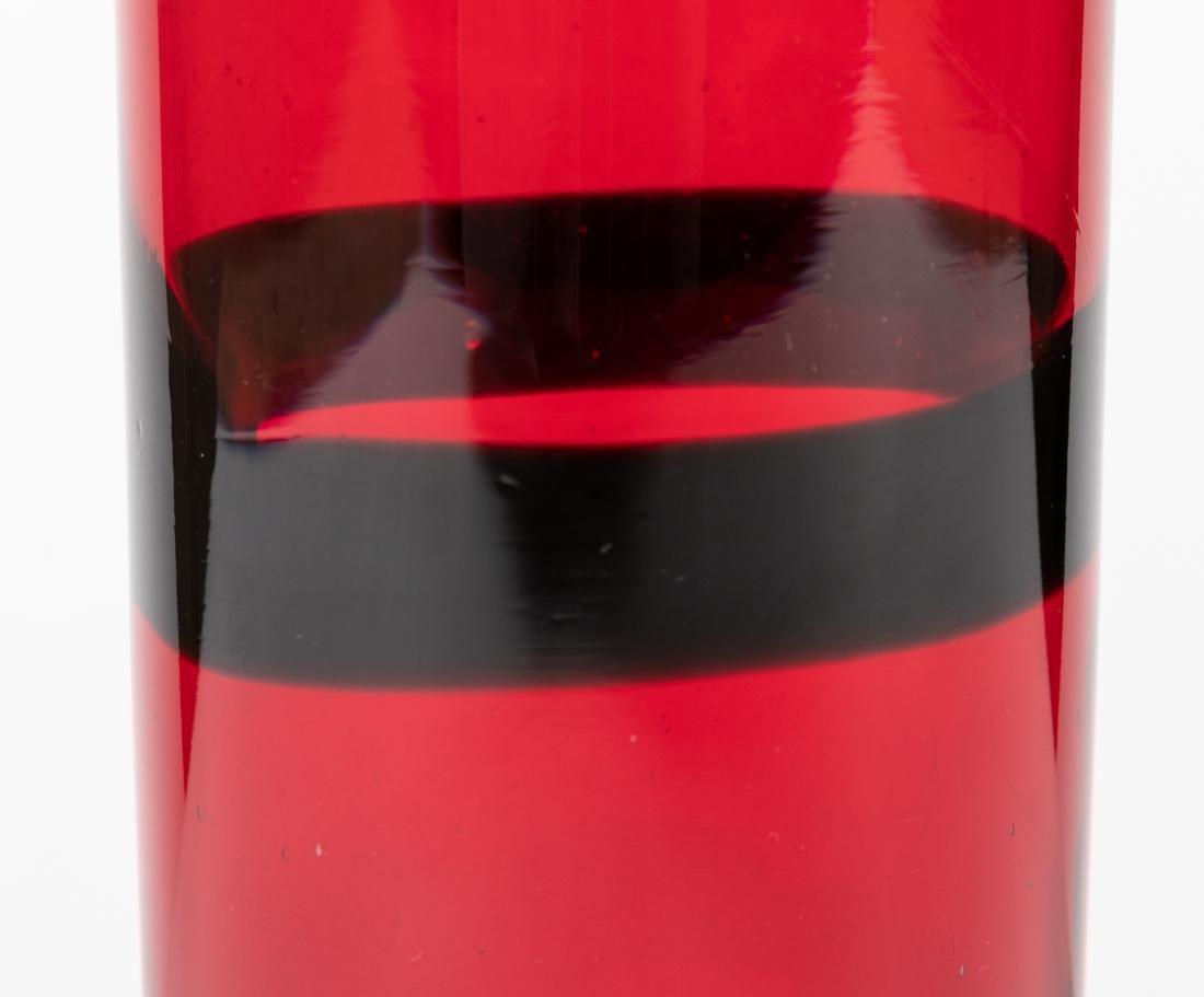 Fulvio Bianconi - Venini - Murano Glass Vase - 2