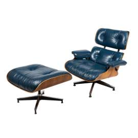 Charles & Ray Eames - 670/671 Chair & Ottoman