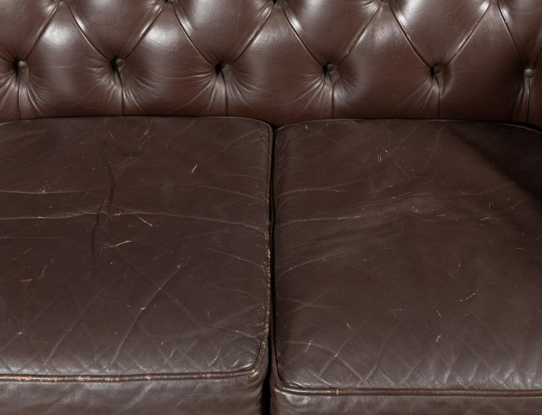 Chesterfield Leather - Sofa - 2