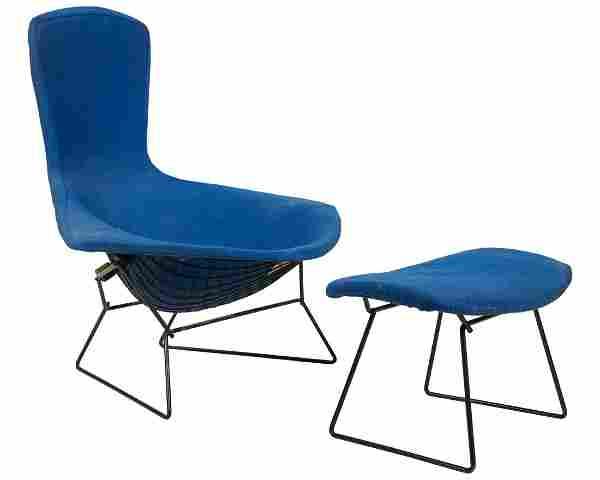 Harry Bertoia - Knoll - Bird Chair & Ottoman