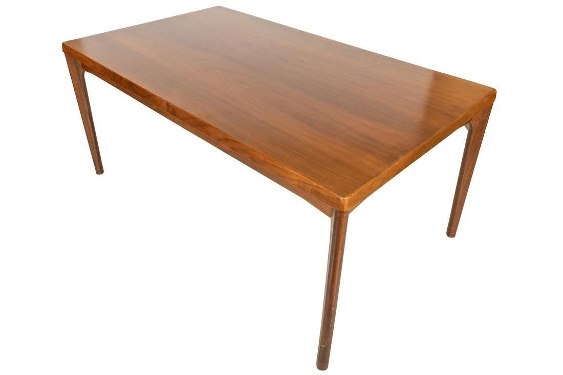 Vejle Stole - Teak Refectory Dining Table