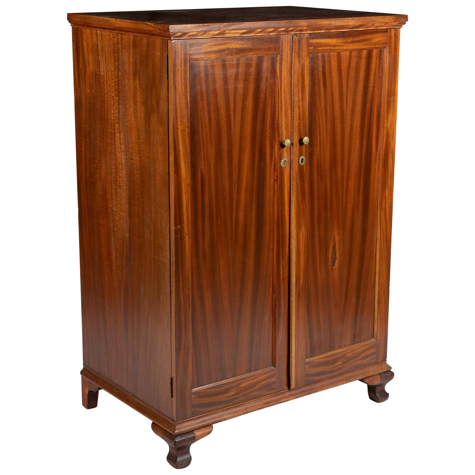 Mahogany Mans Chest