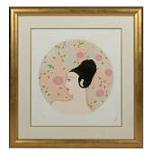 Erte  Serigraph  Signed and Numbered