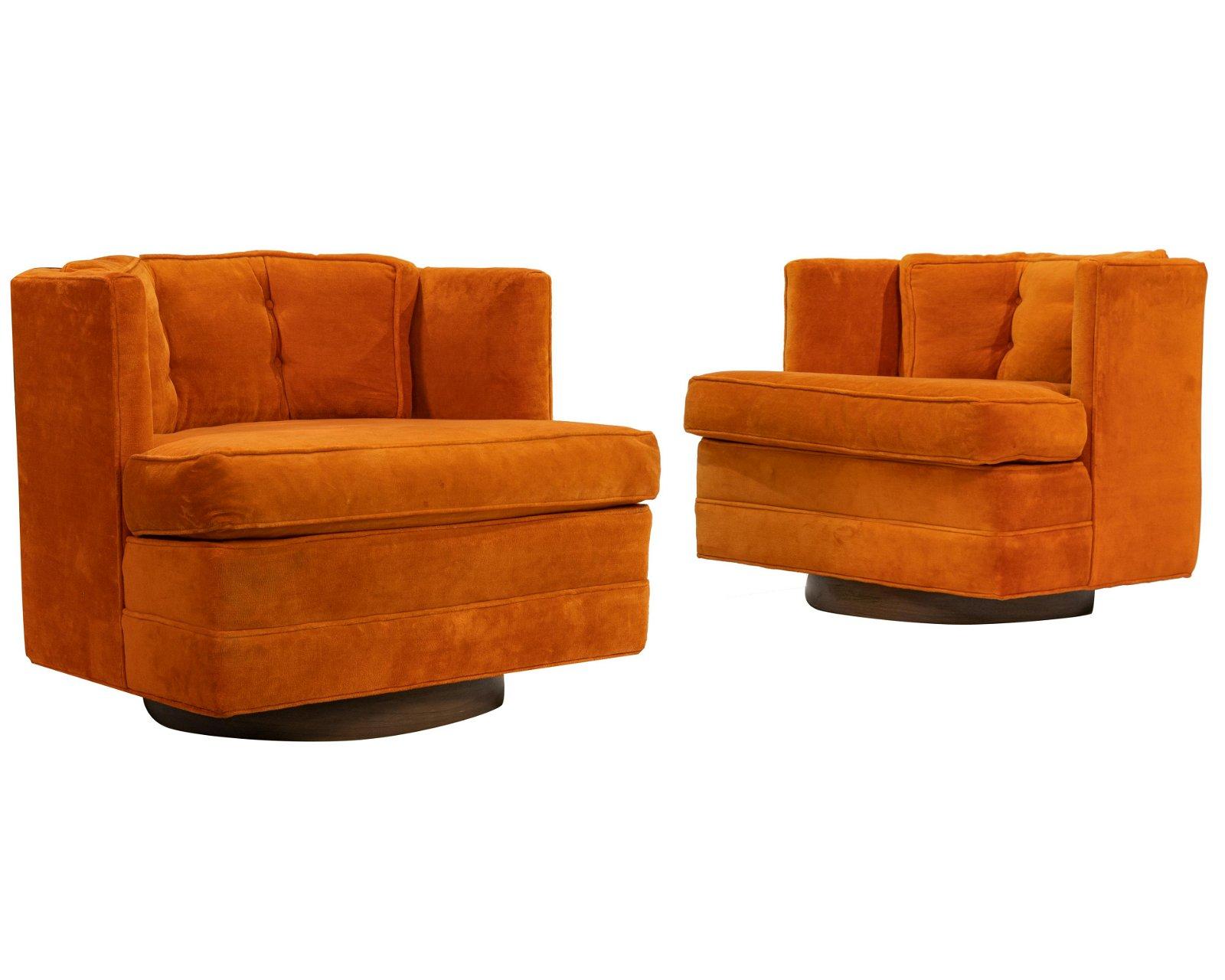 Maurice Villency - Swivel Chairs