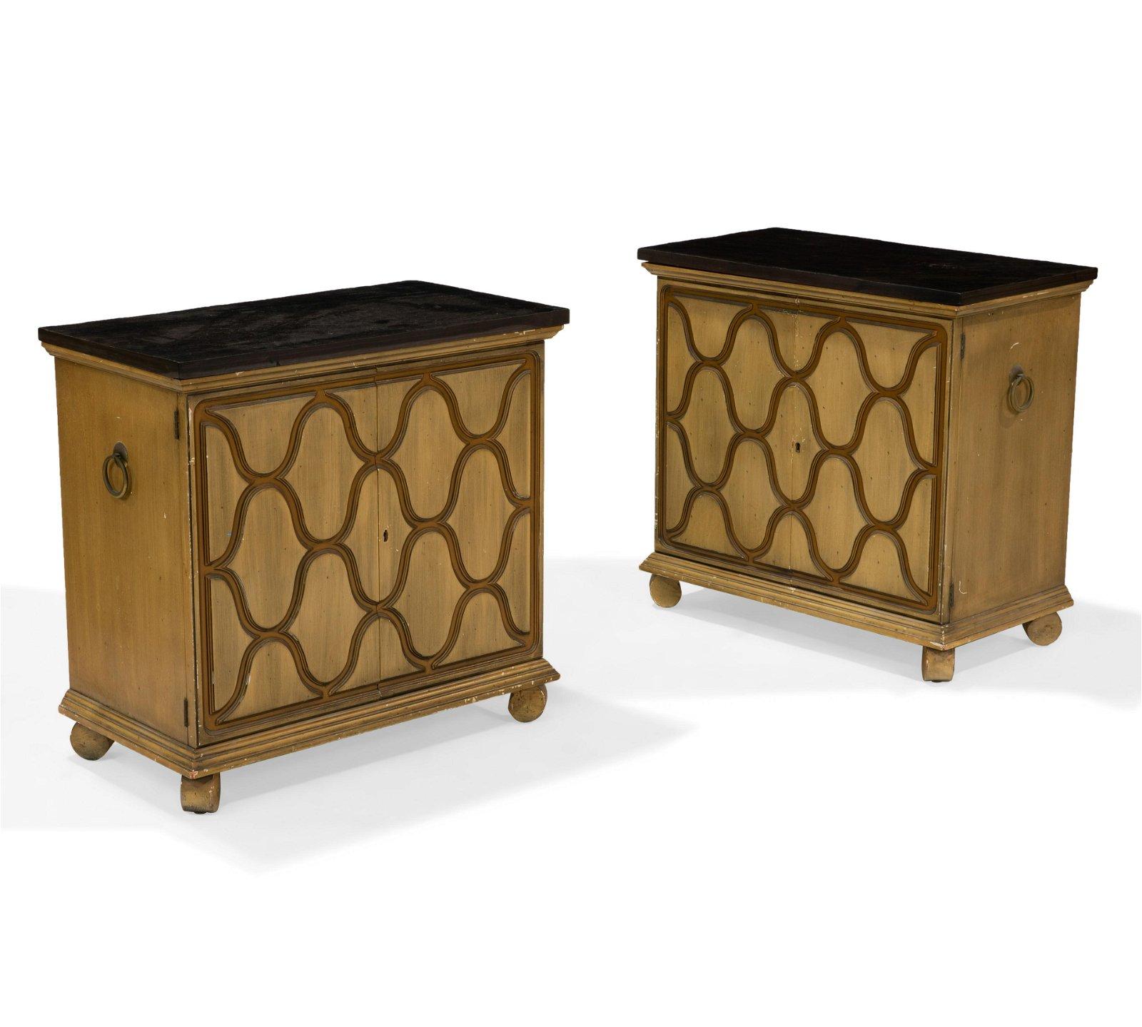 Dorothy Draper - Heritage Henredon Cabinets