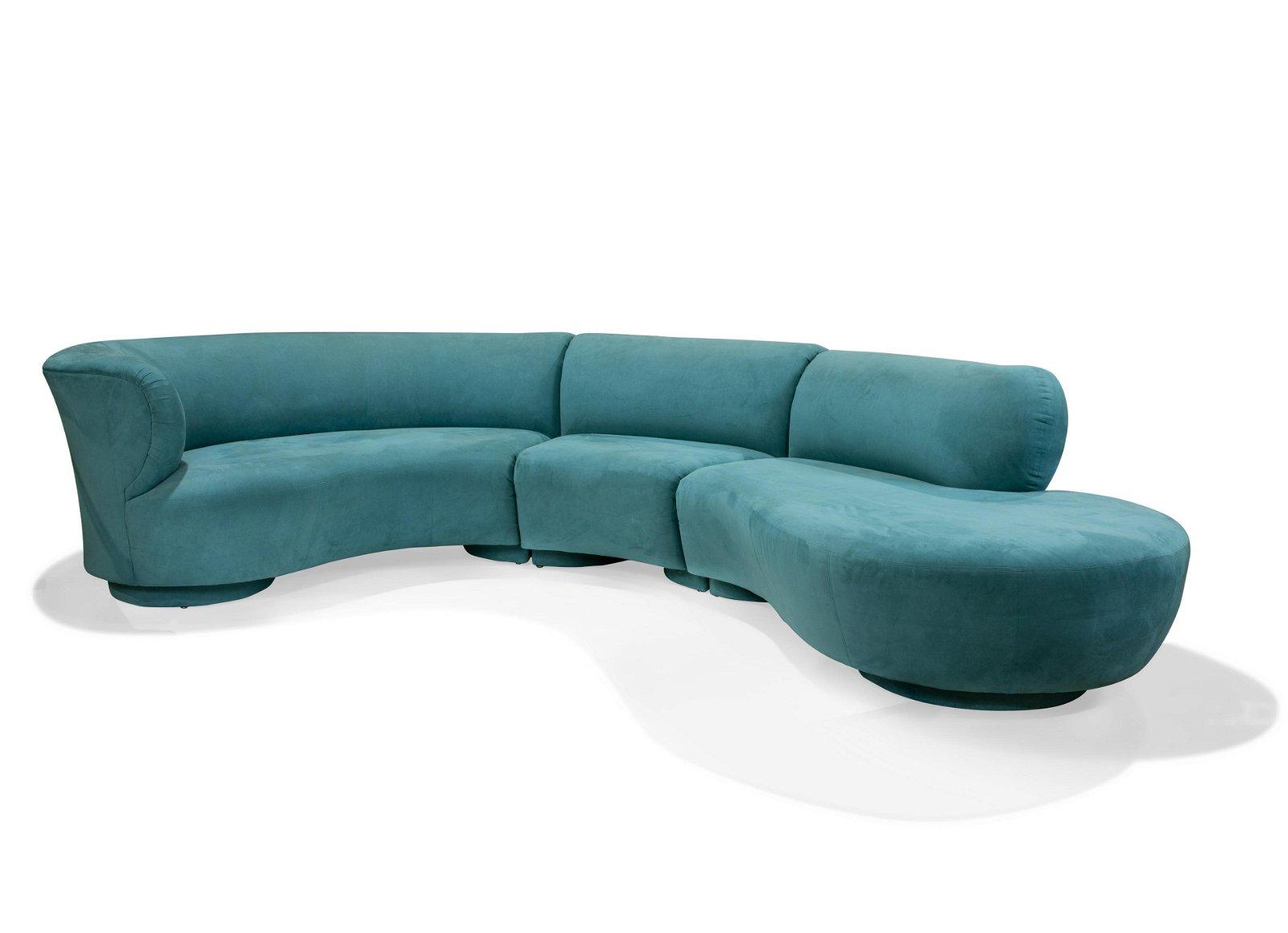 Vladimir Kagan - Sectional Cloud Sofa