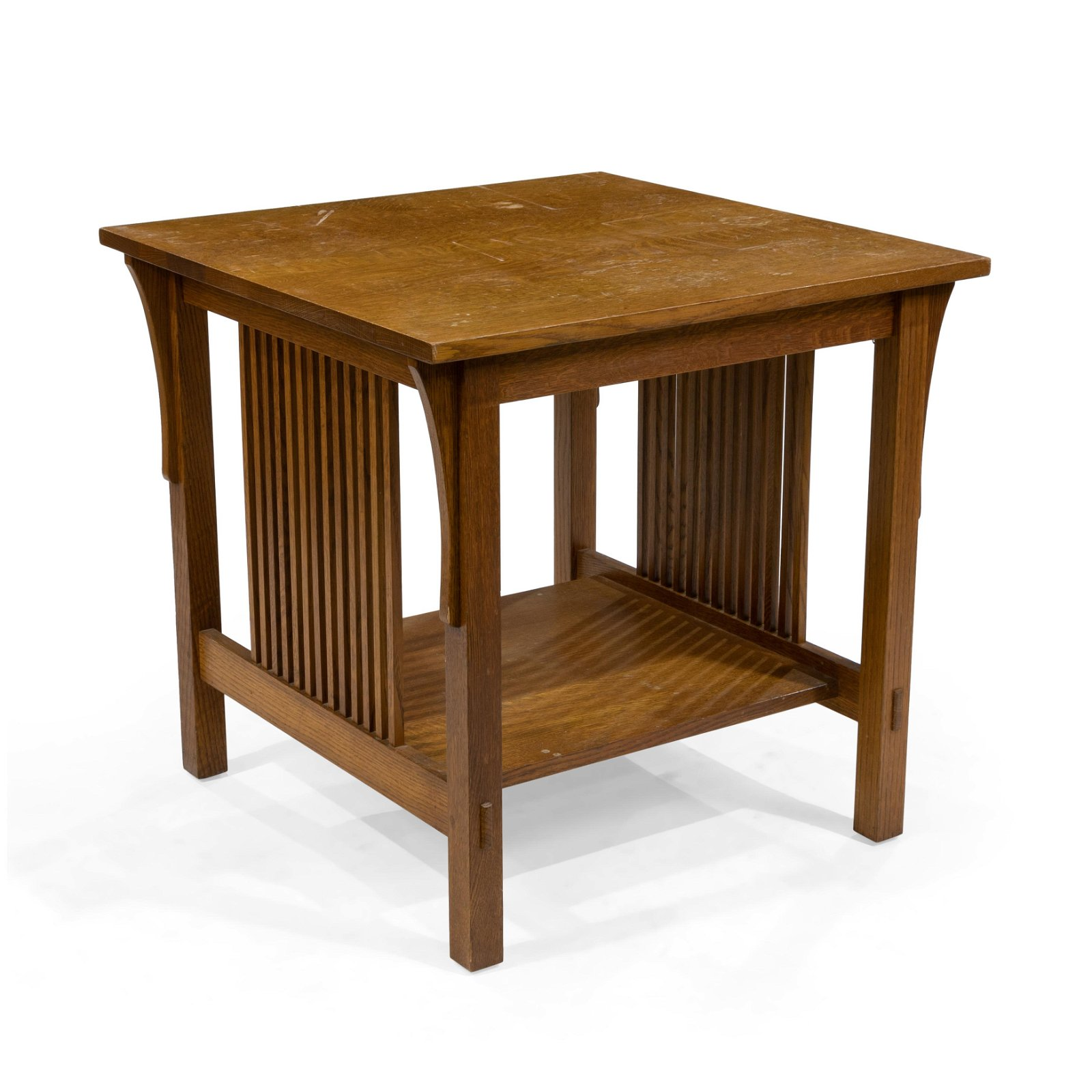Stickley - Mission Oak Lamp Table