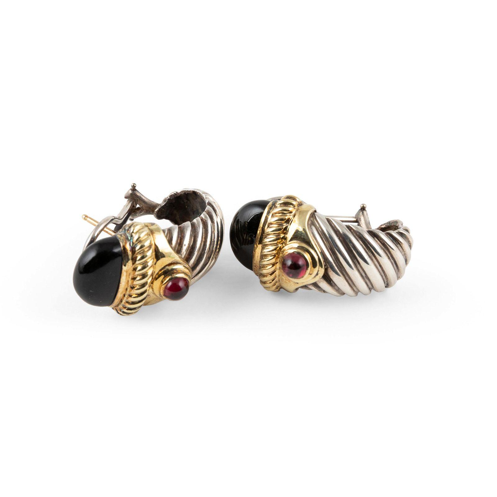 David Yurman - 14k Earrings
