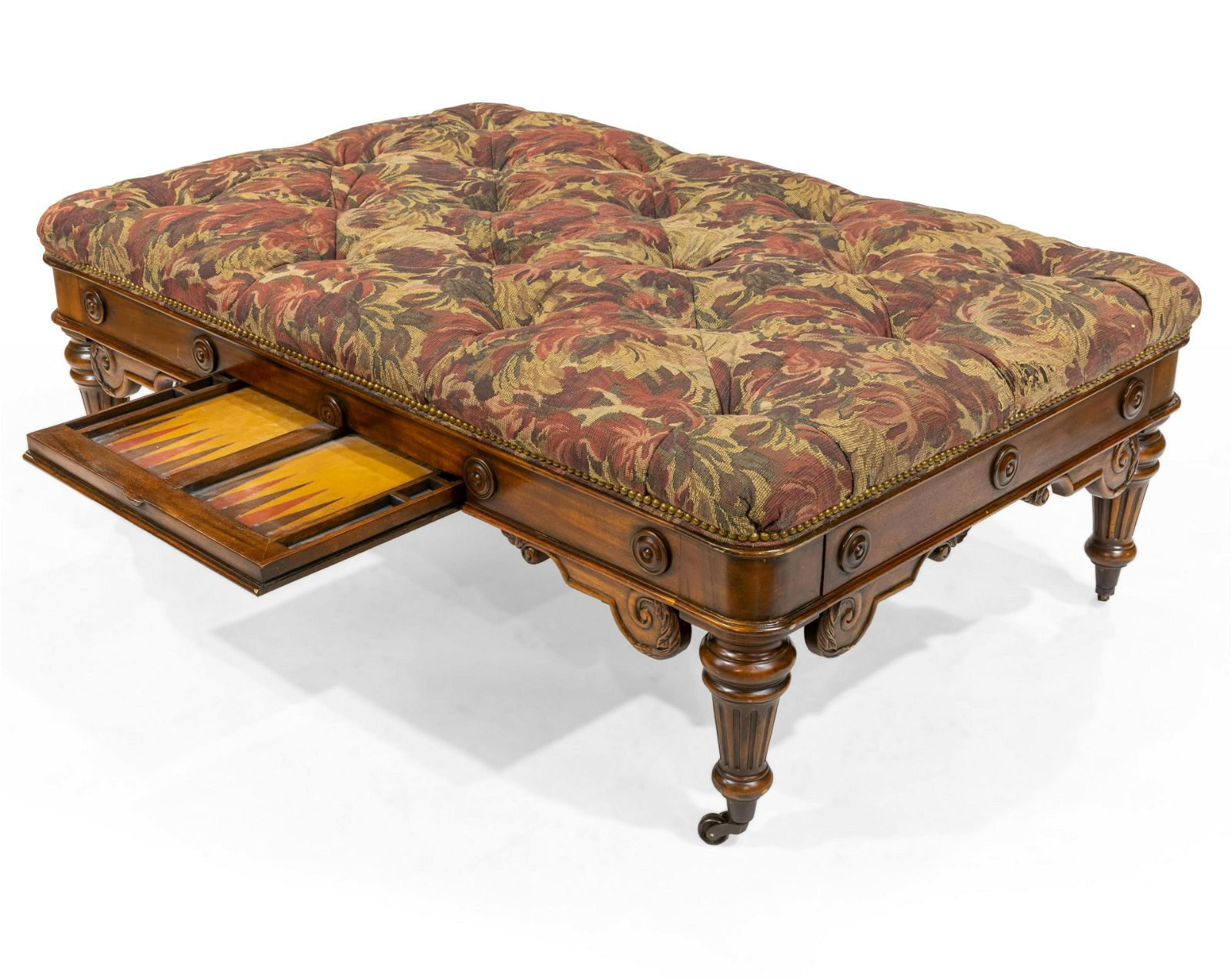 Theodore Alexander - Tufted Bench