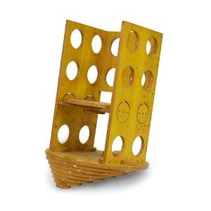 "Cesare Leonardi - ""Solidi Series""  Chair"