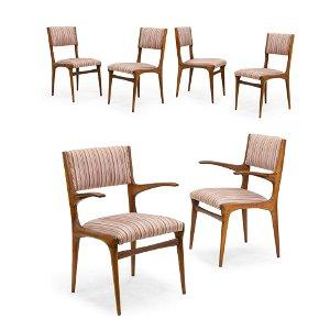 Carlo di Carli  - Singer & Sons - Model 162 Chairs